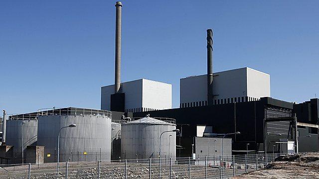 כור גרעיני בשבדיה (צילום: AP) (צילום: AP)