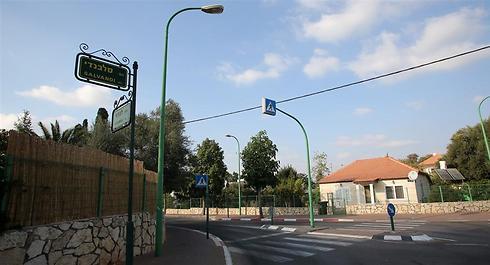 """שכונת כפר אברהם בפ""""ת. הדירות שוות 1.5 מיליון (צילום: ירון ברנר)"""