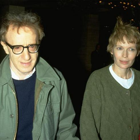 Woody Allen and Mia Farrow (Photo: Getty/Archive)