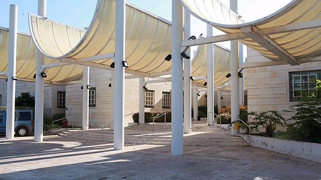 המכללות דרשו 40 מיליון שקל וקיבלו 20. מכללת אפקה בתל-אביב (צילום: מוטי קמחי) (צילום: מוטי קמחי)