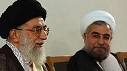 """צילום: AFP, KHAMENEI.IR"""""""