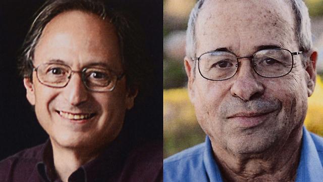 ורשל (מימין) ולוויט. שומרים על קשר עם ישראל (צילום: AFP) (צילום: AFP)