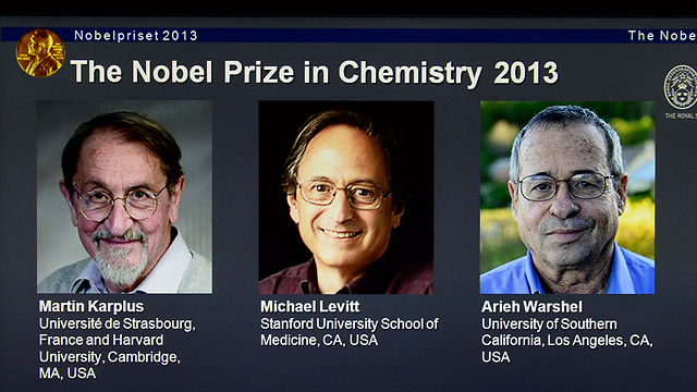 Winners of Nobel Prize in Chemistry (Photo: Reuters)