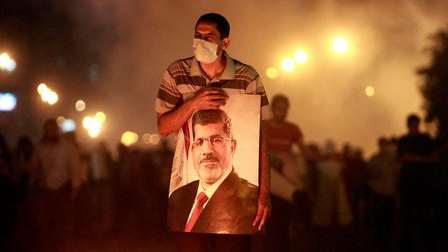 ההפיכה במצרים (צילום: רויטרס) (צילום: רויטרס)