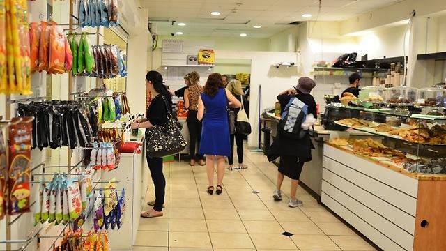 קפה אג(ו)דה באוניברסיטת חיפה (צילום: בוריס צרניאקוב) (צילום: בוריס צרניאקוב)