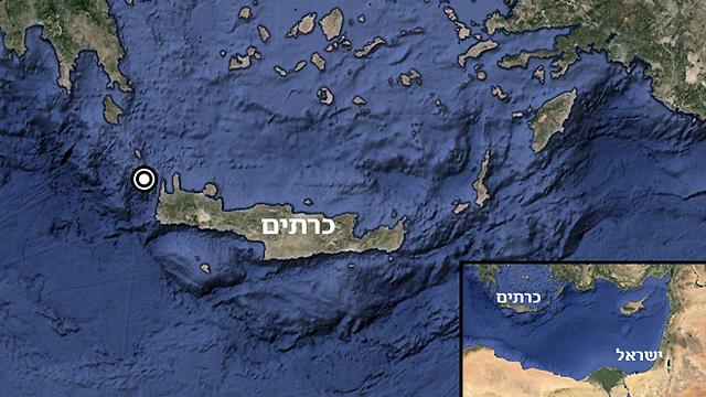 מוקד הרעש (צילום: google maps) (צילום: google maps)