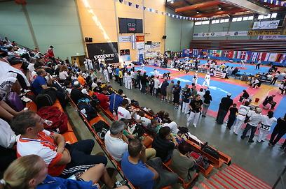 אליפות ישראל בטקוואנדו (צילום: אורן אהרוני) (צילום: אורן אהרוני)