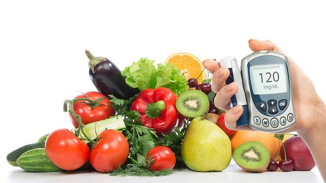 תזונה מאוזנת לחולי סוכרת (צילום: shutterstock)