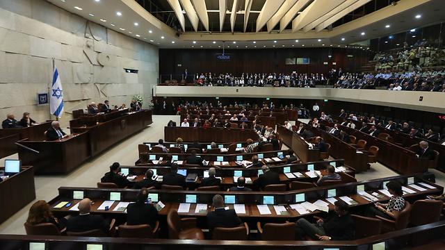מושב הכנסת החדש. תוכרז מלחמה נגד מערכת המשפט?               (צילום: גיל יוחנן ) (צילום: גיל יוחנן )