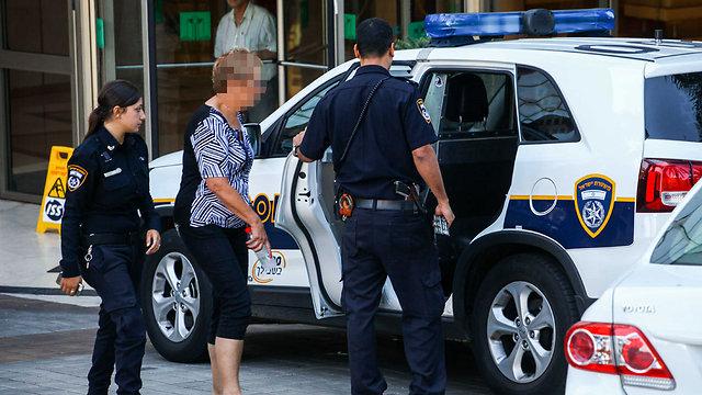 Arrests (Photo: Avishag Shaar-Yashuv) (Photo: Avishag Shaar-Yashuv)