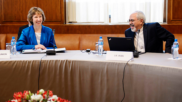 Nuclear talks in Geneva (Photo: Reuters) (Photo: Reuters)