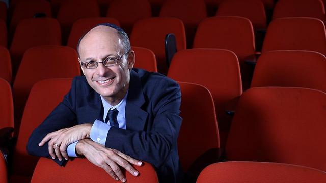 פרופ' בני לאוטרבך (צילום: באדיבות אוניברסיטת בר אילן) (צילום: באדיבות אוניברסיטת בר אילן)