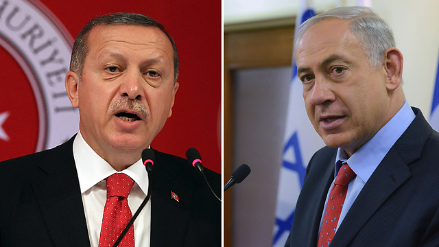 Erdogan and Netanyahu. Reportedly closer than ever to an agreement. (Photo: AP, Kobi Gideon/GPO) (Photo: AP, Kobi Gideon/GPO)