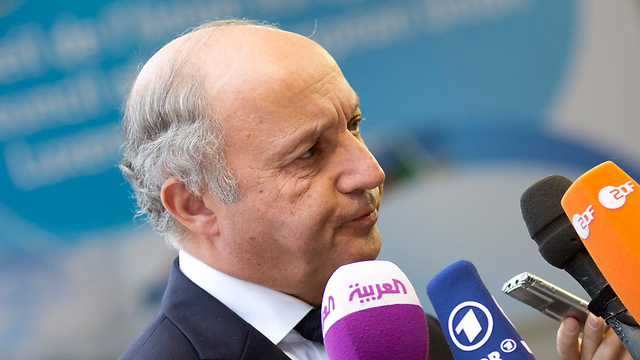 French Foreign Minister Laurent Fabius (Photo: AP)