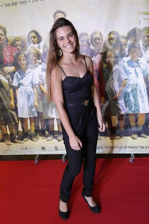 עמית מושקוביץ'. הכי צעירה ברשימה (צילום: רפי דלויה) (צילום: רפי דלויה)