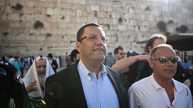 """מועמד דרעי בירושלים, ליאון. היו""""ר הימר והפסיד בגדול (צילום: AFP) (צילום: AFP)"""
