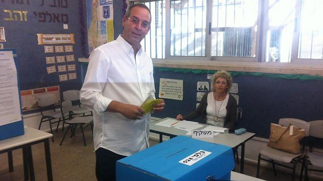 תמיכה של 57.32% מהבוחרים. רוכברגר ()