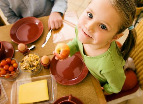 זמן איכות עם הילדים (צילום: shutterstock) (צילום: shutterstock)