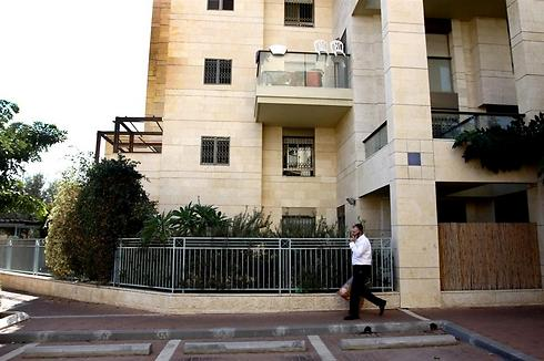 שכונת רמת אלישיב בלוד (צילום: אבי מועלם)