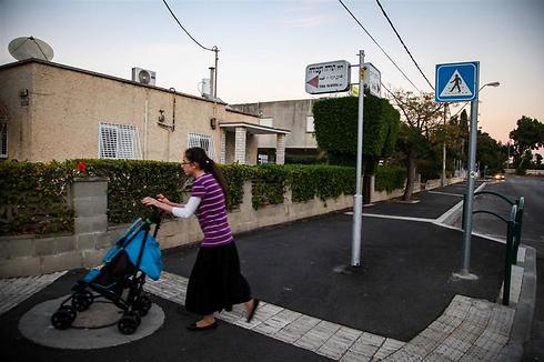 שכונת קריית שמואל בחיפה (צילום: אבישג שאר-ישוב)