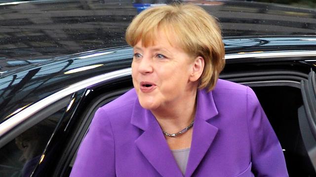 קנצלרית גרמניה מרקל. המודיעין הגרמני לא מגיב (צילום: רוירטס)