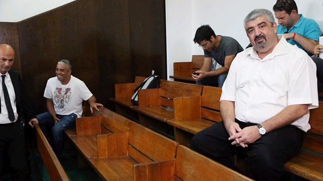 ראש העיר בת ים לשעבר, שלומי לחיאני. אסיר לשעבר (צילום: מוטי קמחי)
