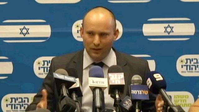 Economy Minister Naftali Bennett (Photo: Eli Mandelbaum)