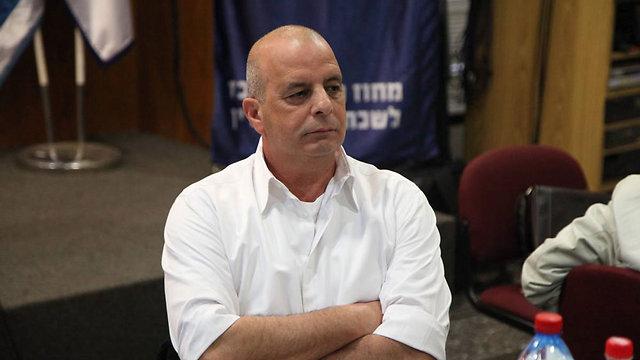 """ראש השב""""כ לשעבר יובל דיסקין. לא ציפו שחמאס ישתלט (צילום: מוטי קמחי) (צילום: מוטי קמחי)"""