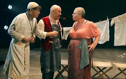 איך הופכים תיאטרון מאשליה לתובנה? (צילום: דניאל קמינסקי) (צילום: דניאל קמינסקי)