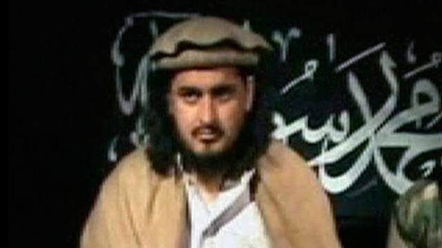 Hakimullah Mehsud (Photo: Reuters)