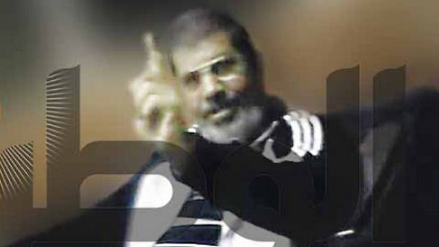 Morsi in jail