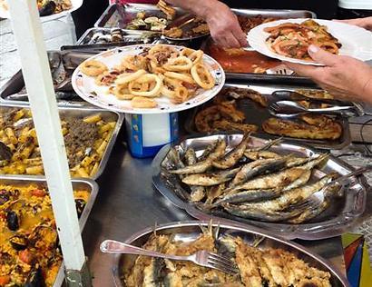 דגים, פסטות ואנטי-פסטי. מעט מהדליקטס הסיציליאני (צילום: אשת טורס)