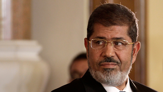 Mohamed Morsi (Photo: AP) (Photo: AP)