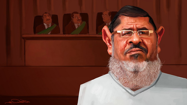 Caricature in Al-Masri Al-Youm