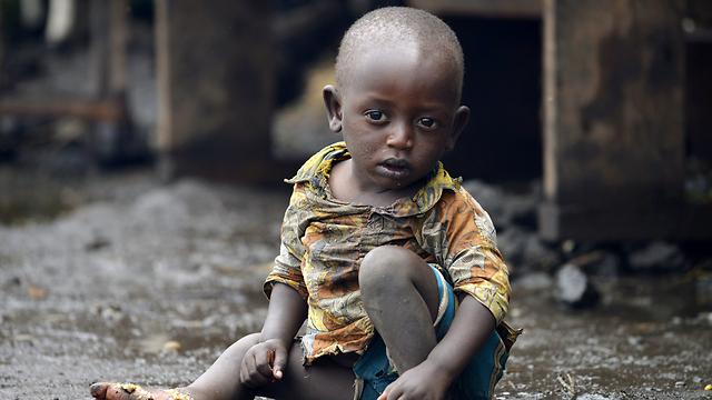3.8 מיליון תושבים נעקרו מבתיהם בתוך קונגו - הכי הרבה בעולם (צילום: AFP) (צילום: AFP)