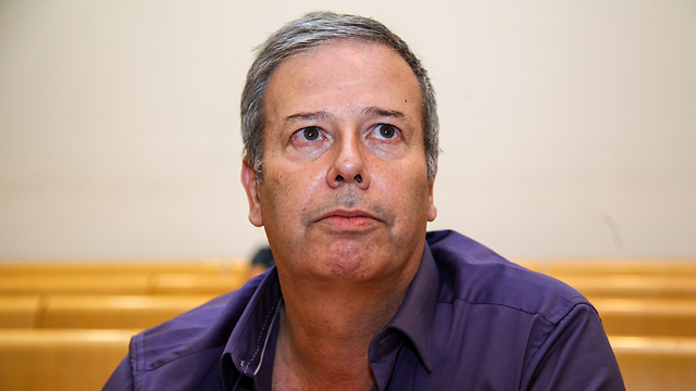 Former Nazareth Illit Mayor Gapso's son was allegedly given a paid job by Danon (Photo: Avishag Shaar-Yashuv)