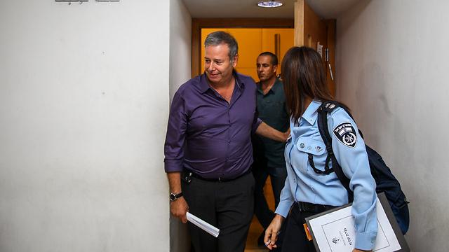 ראש העיר נצרת עילית לשעבר, שמעון גפסו (צילום: אבישג שאר-ישוב)