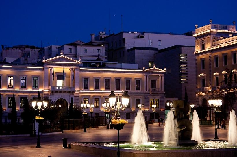 יאסו. אתונה (צילום: shutterstock)
