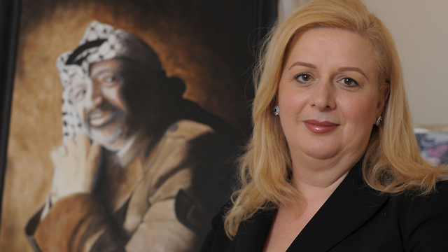 'How can I marry Suha when I am already wedded to Palestine?' Arafat wondered (Photo: AFP)