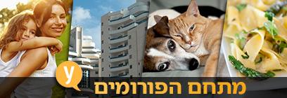 מתחם הפורומים של ynet