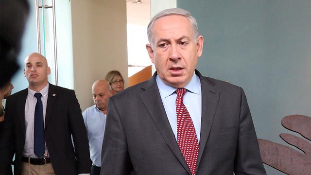 Netanyahu: Iranians got everything (Photo: Shaul Golan, Yedioth Ahronoth)