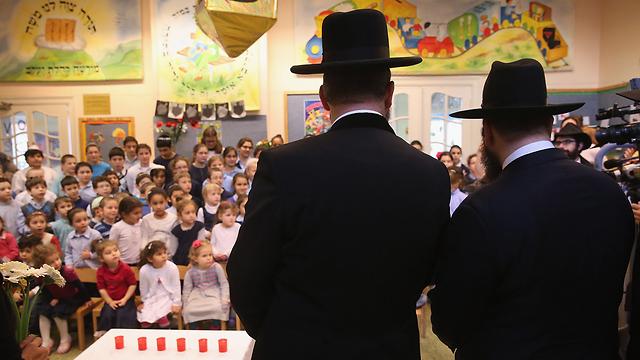 יהודים בגרמניה (צילום: Gettyimages)