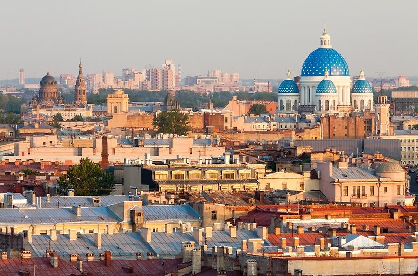 סנט פטרסבורג (צילום: shutterstock)