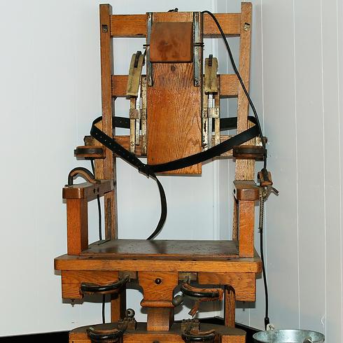 כיסא חשמלי  (צילום: shutterstock) (צילום: shutterstock)