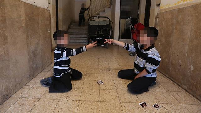האם יש תקווה לדור הבא בירושלים?  (צילום: גיל יוחנן) (צילום: גיל יוחנן)
