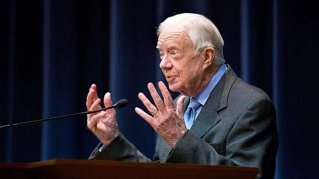 Former President Jimmy Carter (Photo: AP)