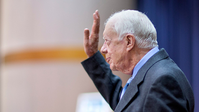 Jimmy Carter (Photo: AP) (Photo: AP)