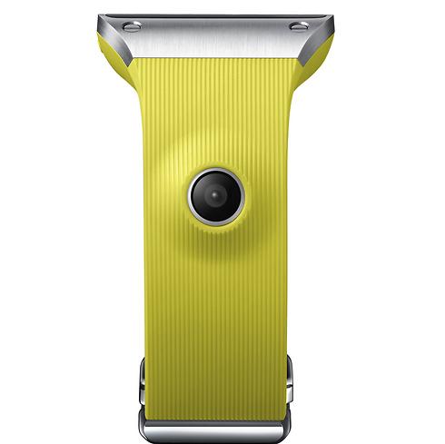 מצלמת 1.9 מגה פיקסל מובנית ברצועה ()