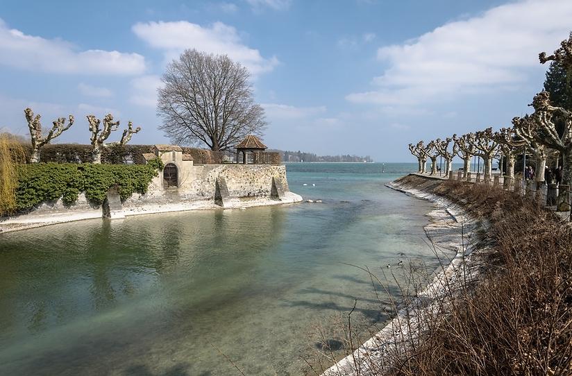 הכל התחיל שם. אגם קונסטאנץ (צילום: shutterstock)