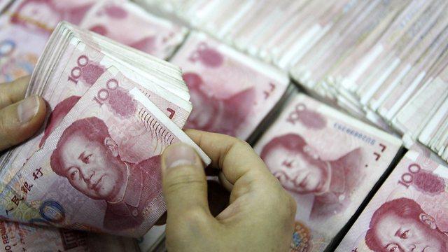 יואן סיני. הכלכלה נפתחת (צילום: AFP)